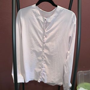 Lululemon soho career blouse top